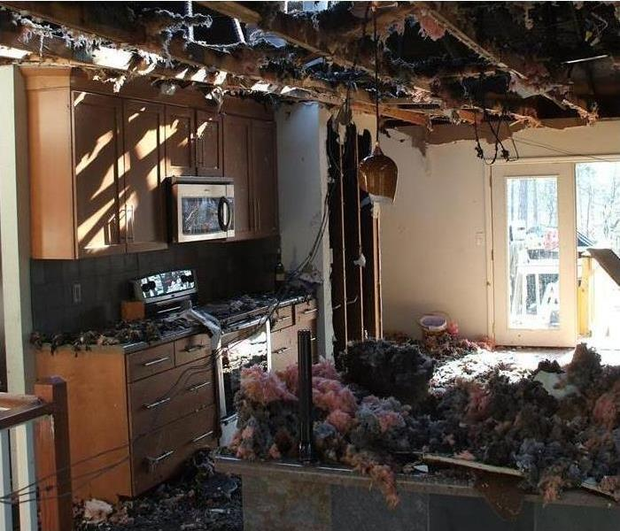 Community A Question for SERVPRO regarding fires